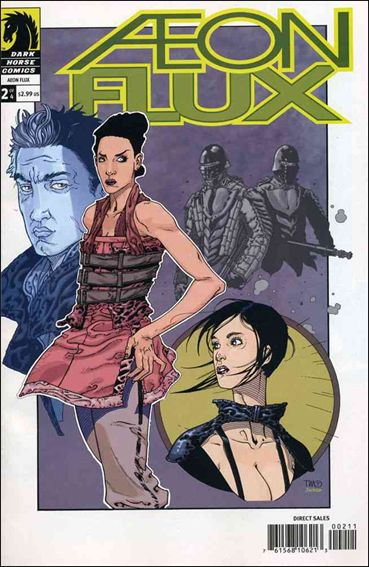 Aeon Flux 2-A by Dark Horse