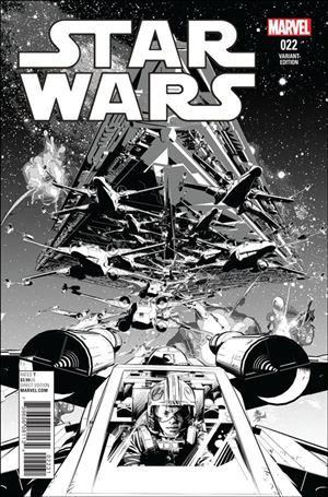 Star Wars (2015) 22-B