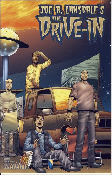 Joe R. Lansdale's The Drive-In 1-B by Avatar Press