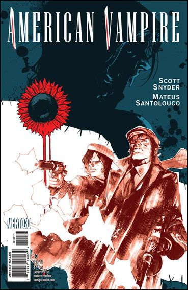 American Vampire 10-A by Vertigo