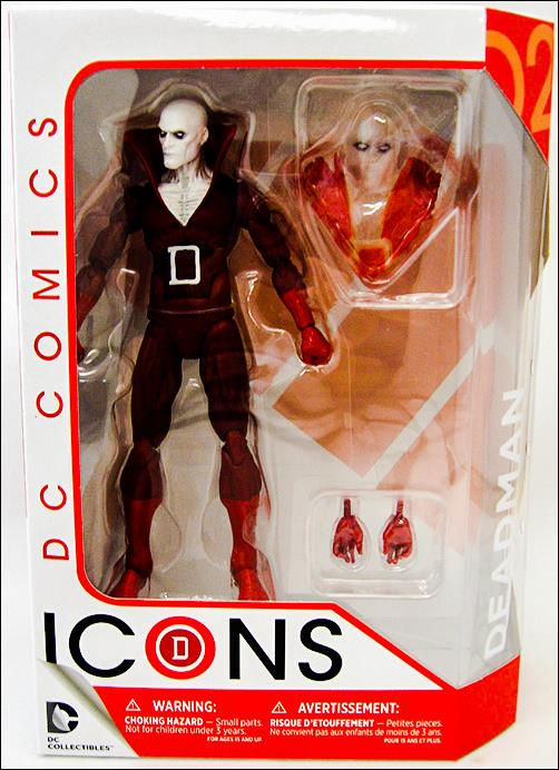 DC Icons Deadman by DC Collectibles