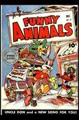 Fawcett's Funny Animals 13-A
