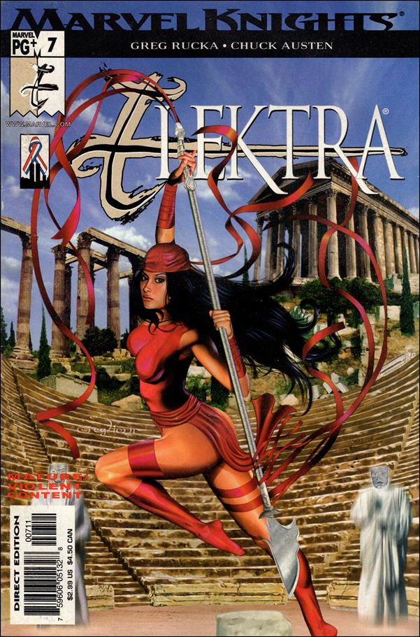 Elektra (2001) 7-A by Marvel