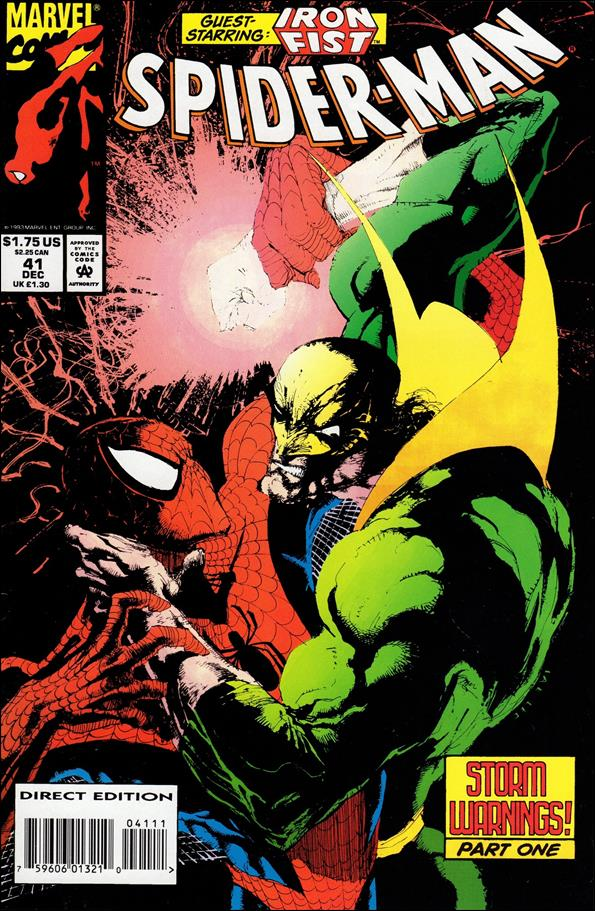 Spider-Man 41-A by Marvel