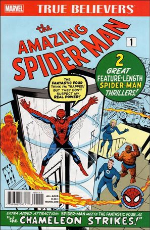 Amazing Spider-Man (1963) 1-G