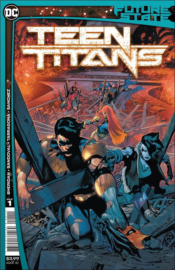 Future State: Teen Titans 1-A by DC