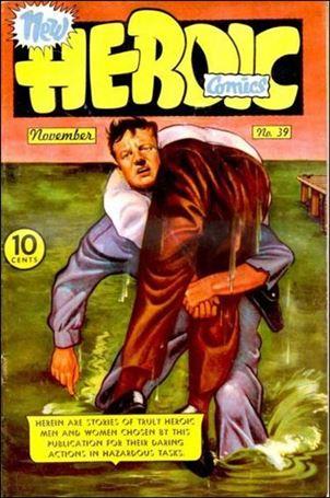 New Heroic Comics 39-A
