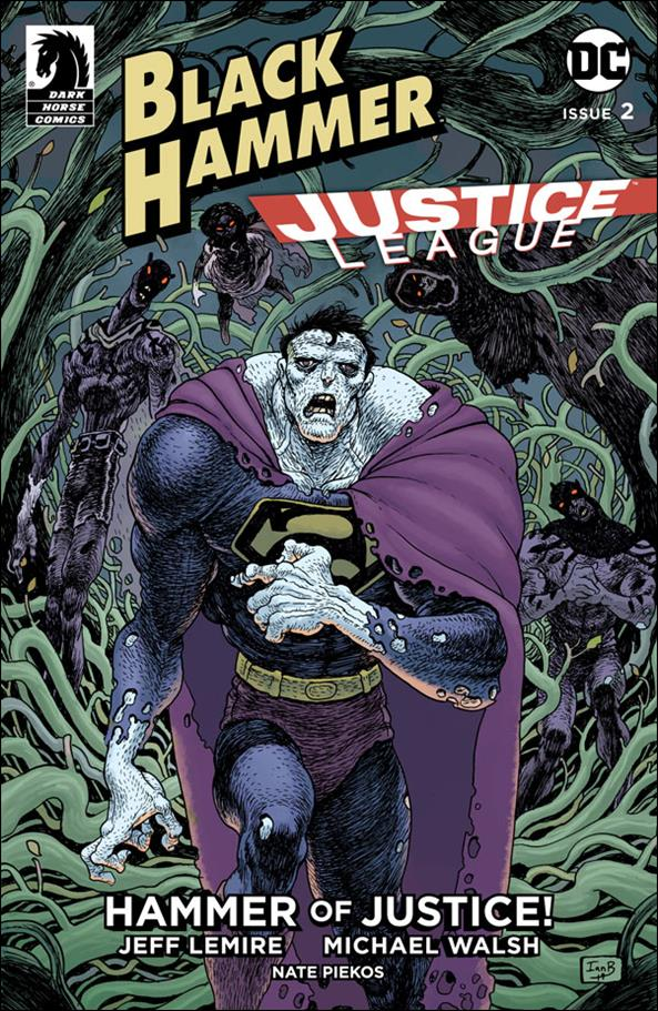 Black Hammer/Justice League: Hammer of Justice! 2-C by Dark Horse