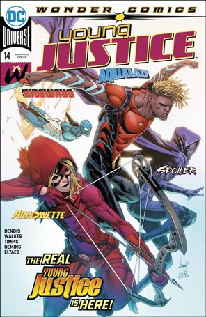 Young Justice (2019) 14-A