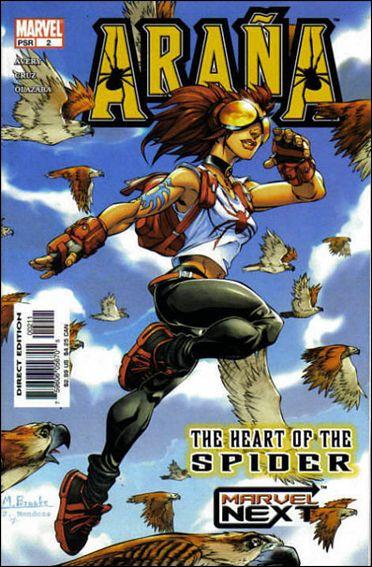 Arana 2-A by Marvel
