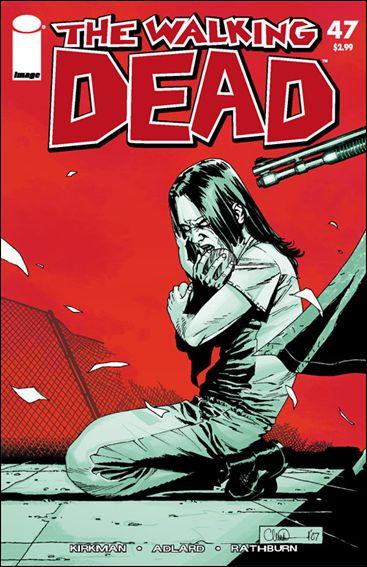 Walking Dead (2003) 47-A by Image