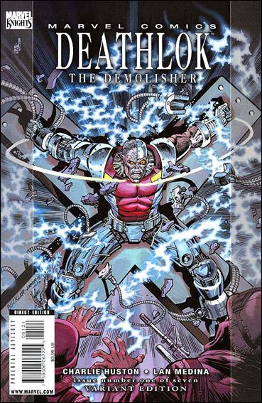 Deathlok (2010) 1-B by Marvel