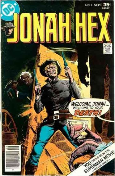 Jonah Hex (1977) 4-A by DC