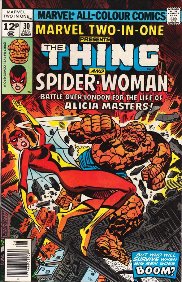 Marvel Two-in-One (1974) 30-C by Marvel