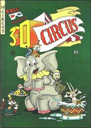 3-D Circus 1-A