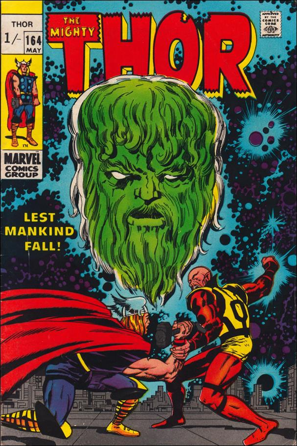Thor (1966) 164-B by Marvel