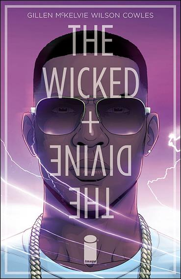 Wicked + the Divine 4-A by Image