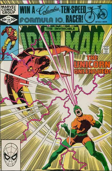 Iron Man (1968) 154-A by Marvel