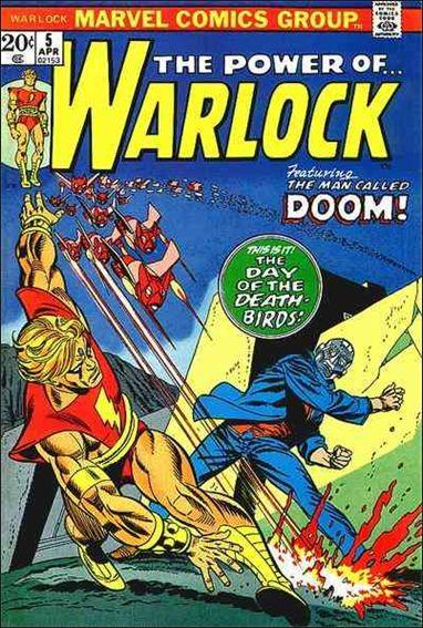 Warlock (1972) 5-A by Marvel