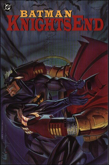 Batman: Knightfall (2000) 3-A by DC