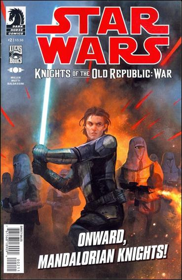 Star Wars: Knights of the Old Republic - War 2-A by Dark Horse