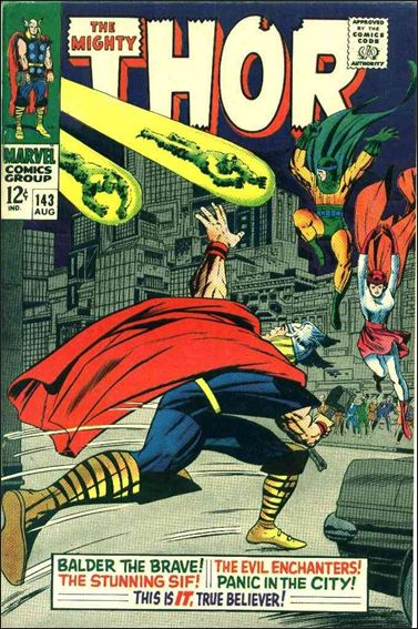 Thor (1966) 143-A by Marvel