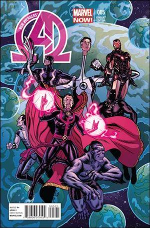 New Avengers (2013) 5-B