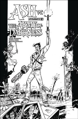 Ash vs. the Army of Darkness 5-D