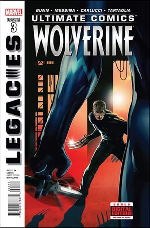 Ultimate Comics Wolverine 3-A