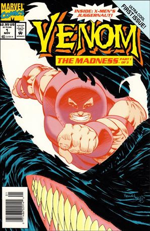 Venom: The Madness 1-A