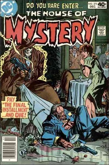House of Mystery (1951) 275-A by DC