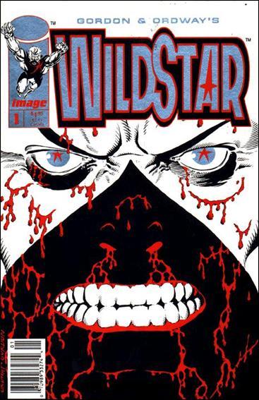 WildStar: Sky Zero 1-C by Image