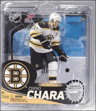 NHL (Series 31) Zdeno Chara (White Jersey)