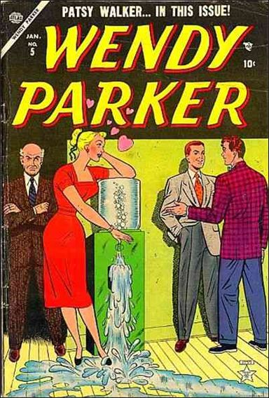 Wendy Parker Comics 5-A by Atlas