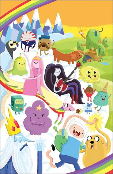 Adventure Time 26-D by Kaboom!
