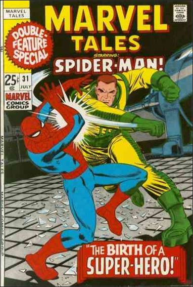 Marvel Tales (1966) 31-A by Marvel