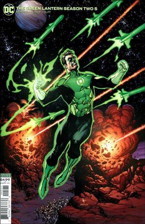 Green Lantern: Season Two 5-B