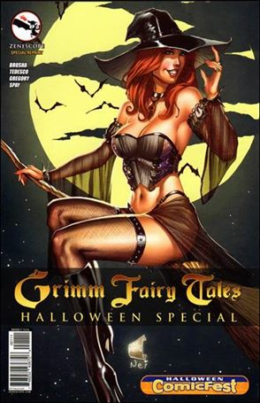Grimm Fairy Tales: Halloween Special 1-D