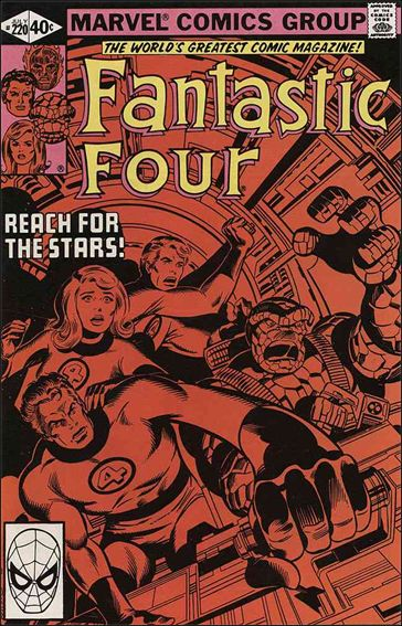 Fantastic Four (1961) 220-A by Marvel