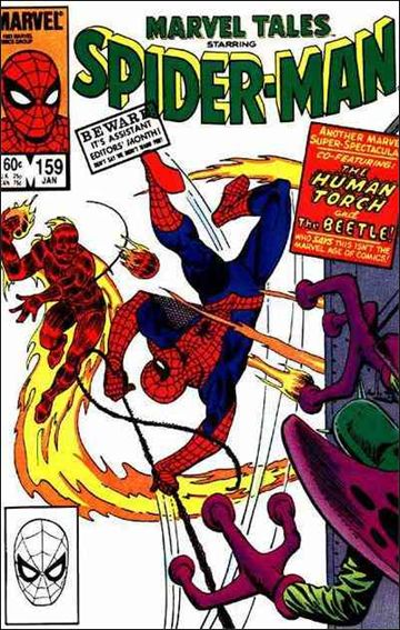 Marvel Tales (1966) 159-A by Marvel