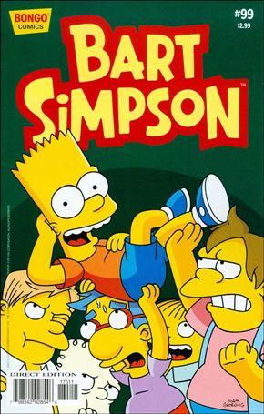 Simpsons Comics Presents Bart Simpson 99-A