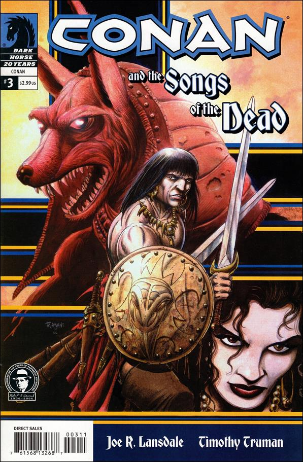 Conan and the Songs of the Dead 3-A by Dark Horse