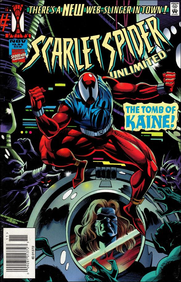Scarlet Spider Unlimited 1-A by Marvel