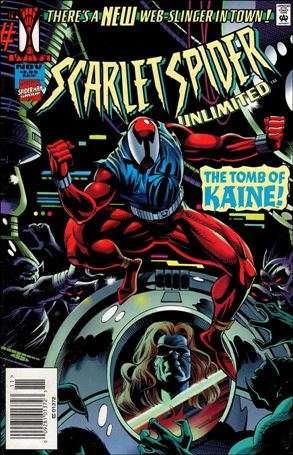 Scarlet Spider Unlimited 1-A