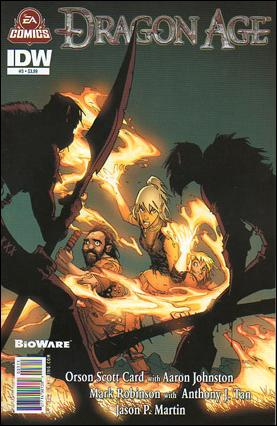 Dragon Age 3-A by IDW