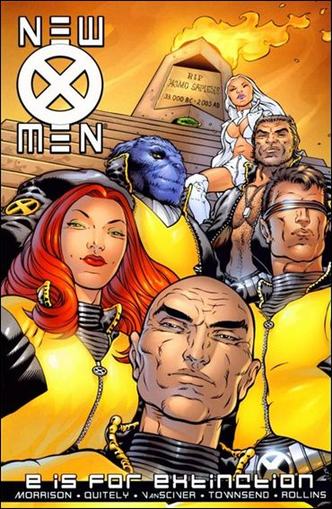 New X-Men 1-B by Marvel