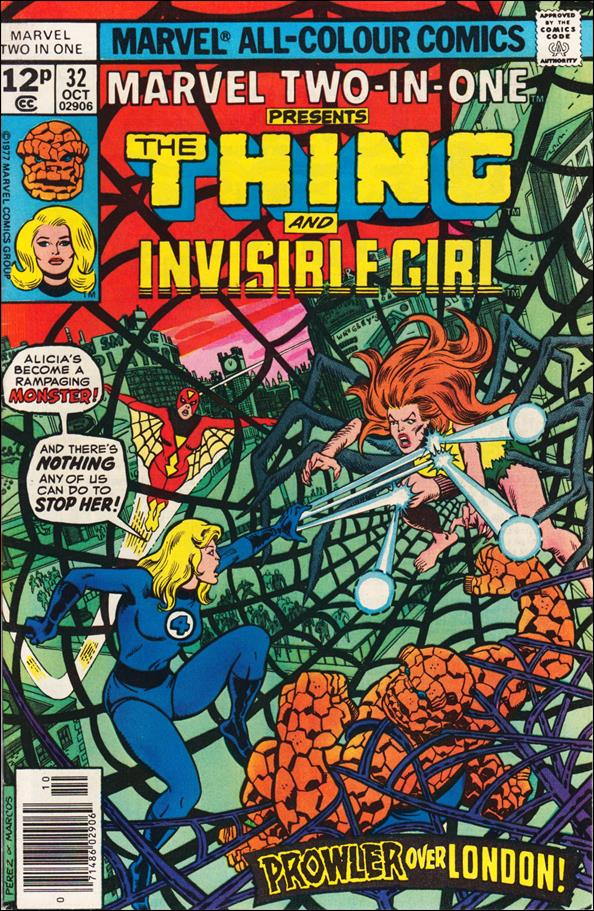 Marvel Two-In-One (1974) 32-C by Marvel