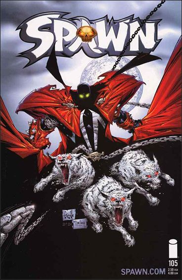 Spawn 105-A by Image