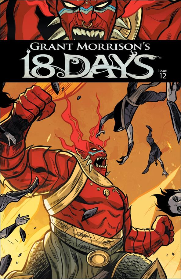 18 Days 12-A by Graphic India