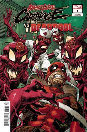 Absolute Carnage vs Deadpool 1-D
